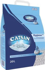 Litière chat 20 litres
