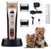 Tondeuse pour chien sans fil rechargeable puissant GOFUN top
