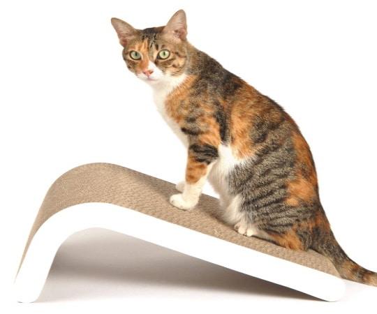 Griffoir pour chat LIKEA carton ondulé TOP3