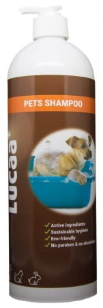 Shampoing pour chat NATUREL VEGAN chaton sans paraben LUCAA pets shampoo top 5