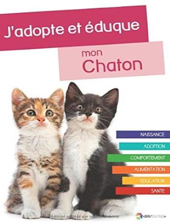 Livre adopter et éduquer un chaton TOP 3