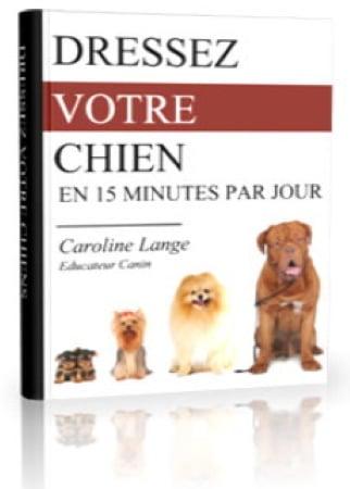 Ebook pour dresser son chiot ou chien EN 15 MINUTES PAR JOUR top 4