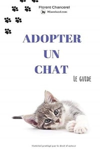 Livre adopter un chat guide adoption animal
