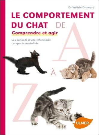 Livre sur le comportement du chat afin de comprendre et agir avec conseils vétérinaire bible de A à Z top5