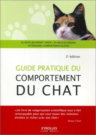 Livre guide pratique du comportement du chat avec vulgarisation scientifique, pour nouer relation avec son chat top5