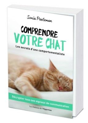 Livre Comprendre Votre Chat